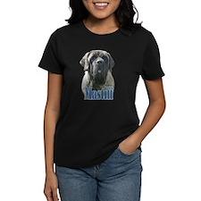 Mastiff(brindle)Name Tee