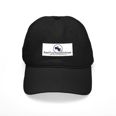 Tow Truck Driver Black Cap