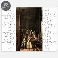 Diego Velazquez's Las Meninas Puzzle