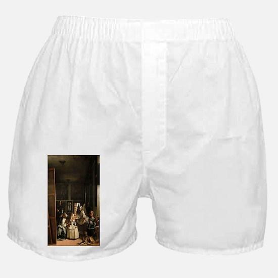 Diego Velazquez's Las Meninas Boxer Shorts