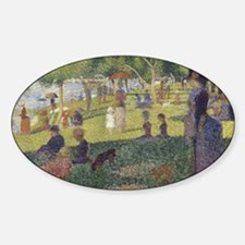 Georges Seurat's A Sunday Afternoon on the Decal