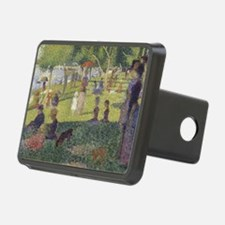 Georges Seurat's A Sunday Hitch Cover