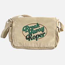 Break-away Roper Messenger Bag