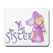 Princess Big Sister Mousepad