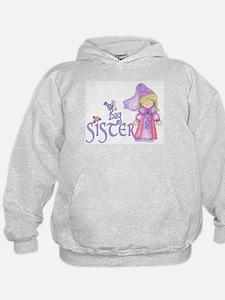 Princess Big Sister Hoodie