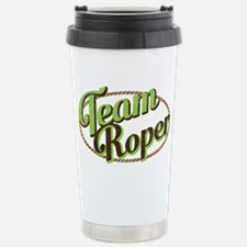 Team Roper Travel Mug