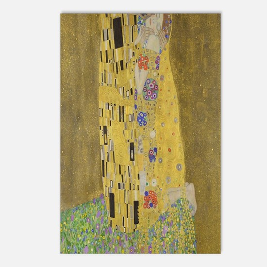 Cute Gustav klimt Postcards (Package of 8)