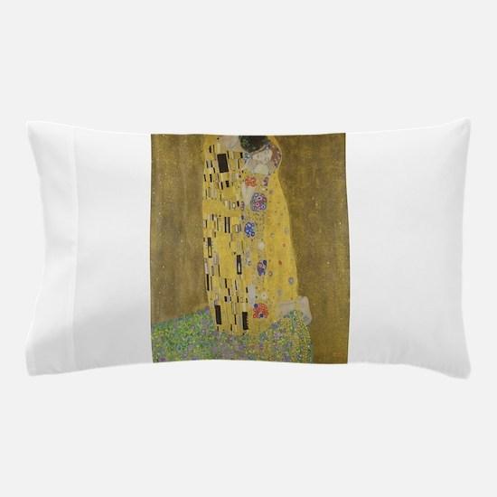 Gustav Klimt's The Kiss Pillow Case