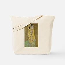 Gustav Klimt's The Kiss Tote Bag