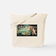 Sandro Botticelli's The Birth of Venus Tote Bag