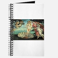 Sandro Botticelli's The Birth of Venus Journal
