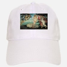 Sandro Botticelli's The Birth of Venus Baseball Baseball Cap