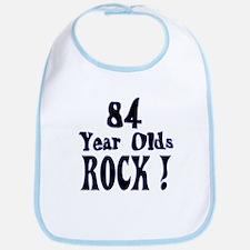 84 Year Olds Rock ! Bib