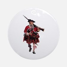 PROUD Round Ornament