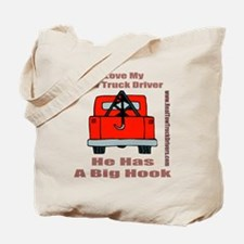 Tow Truck Driver Gift Tote Bag