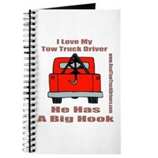 Tow Truck Driver Gift Journal