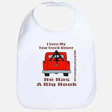 Tow Truck Driver Gift Bib