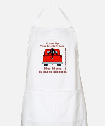 Tow Truck Driver Gift BBQ Apron