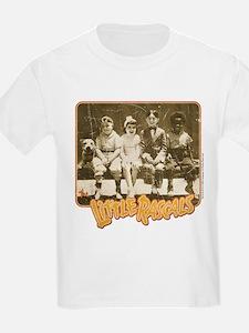 The Little Rascals Character Sh T-Shirt