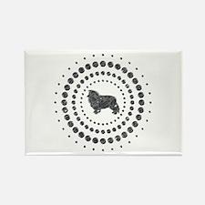 Shetland Sheepdog Rectangle Magnet (10 pack)