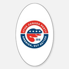 Cute Canada Decal
