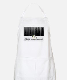 Baby, It's Cold Outside BBQ Apron