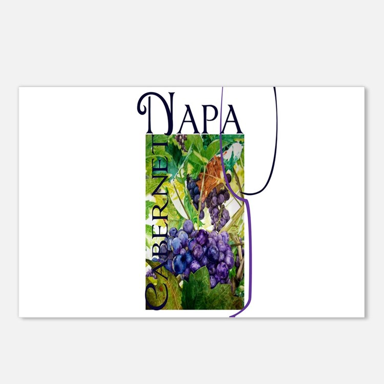 Napa Cabernet Postcards (Package of 8)
