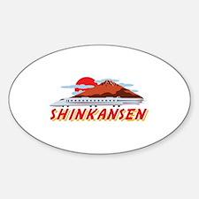 Shinkansen Decal
