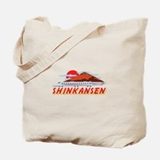 Shinkansen Tote Bag