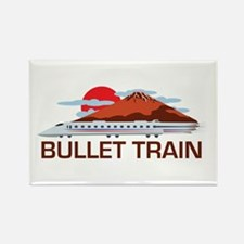 Bullet Train Magnets