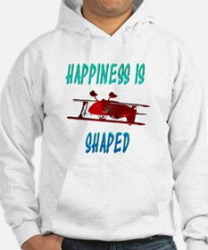 Happiness is an Eagle Hoodie