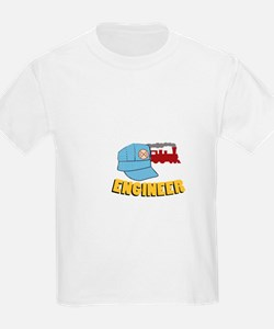 Train Engineer T-Shirt
