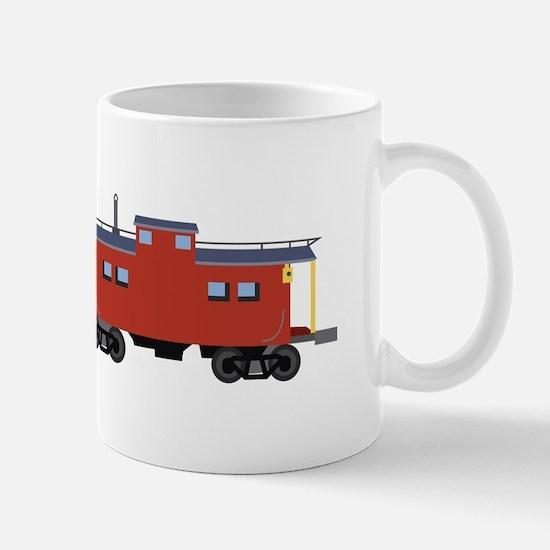 Caboose Mugs