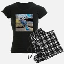 Blue Jay Sunrise Pajamas