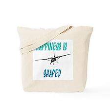 Hapiness is a Caravan Tote Bag