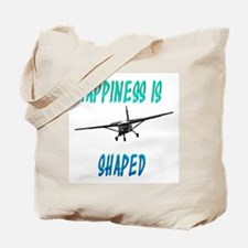 Hapiness is a Caravan Tote Bag