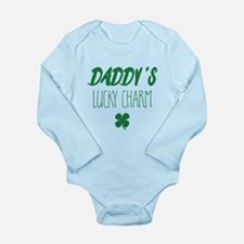 St. Patrick's Day Daddy's Lucky Charm Body Suit