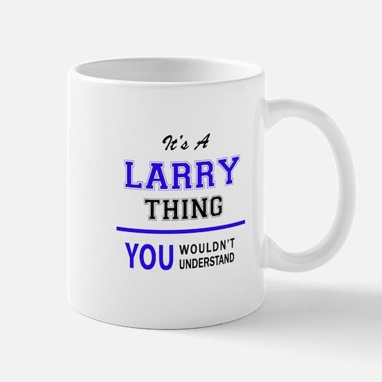 Unique Larry Mug