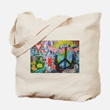 Unique Mural Tote Bag
