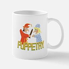 Puppetry Mugs