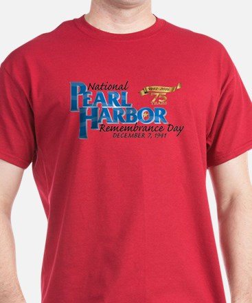 75 years: Pearl Harbor T-Shirt