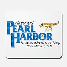 75 Years: Pearl Harbor Mousepad