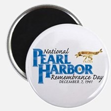 75 Years: Pearl Harbor Magnet Magnets