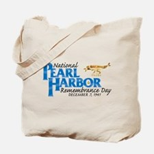 75 years: Pearl Harbor Tote Bag