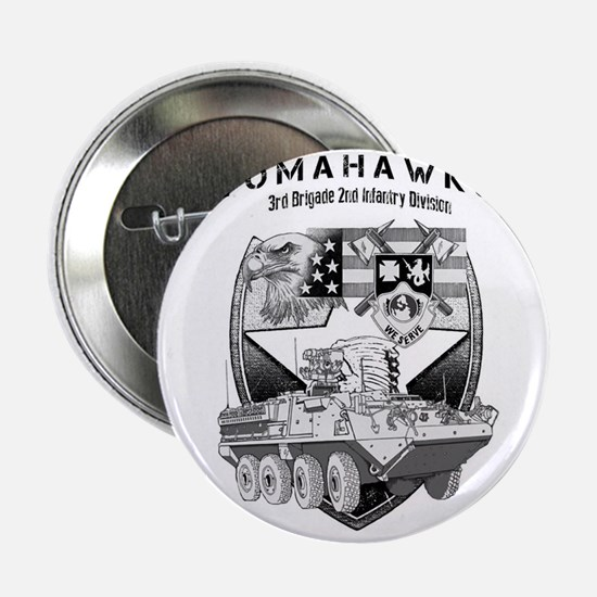 "Tomahawks 2.25"" Button"