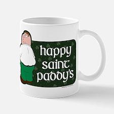 Family Guy Happy Paddy's Mug