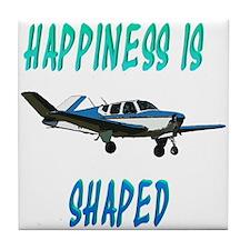 Happiness is a Bonanza! Tile Coaster