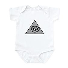 Eye of the Pyramid Infant Bodysuit