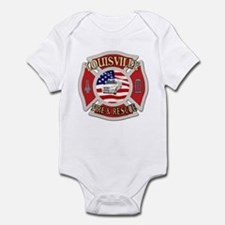 Louisville VFD Infant Bodysuit
