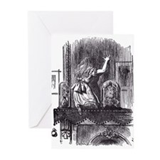 Looking Glass Front Greeting Cards (Pk of 20)